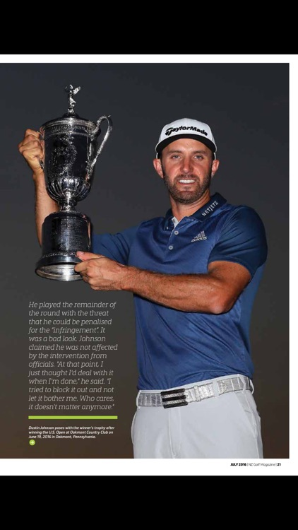 New Zealand Golf Magazine screenshot-4