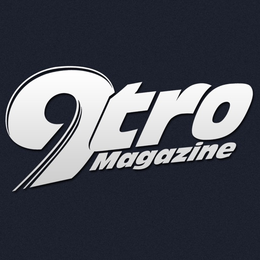 9tro Magazine icon