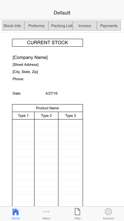 Business Order screenshot-3