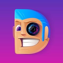 Dorado — Add logo, watermark, text or GIF to video