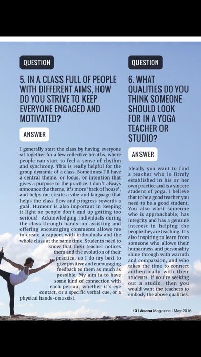 download Asana  International Yoga Journal apps 2