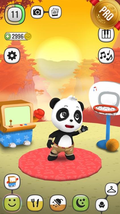 ! My Talking Panda MO - Virtual Pet PRO