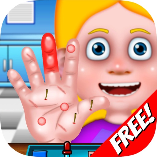 Hand Doctor For Kids FREE