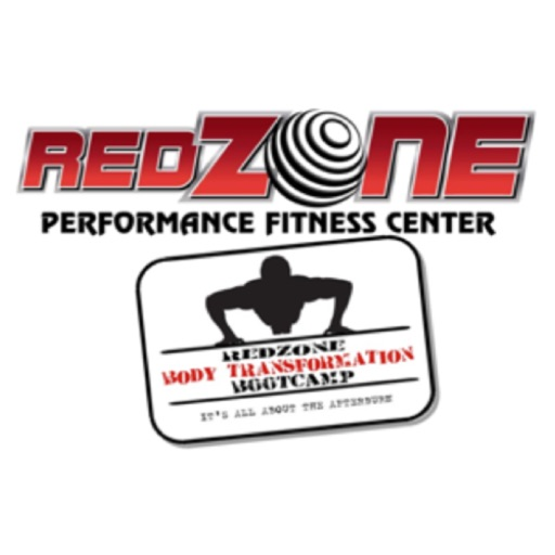 Redzone Fitness Center icon