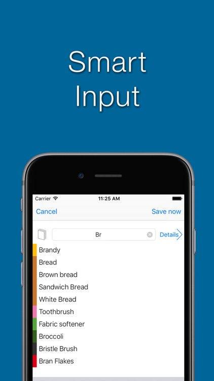 Shopping Share - Grocery shopping list app image