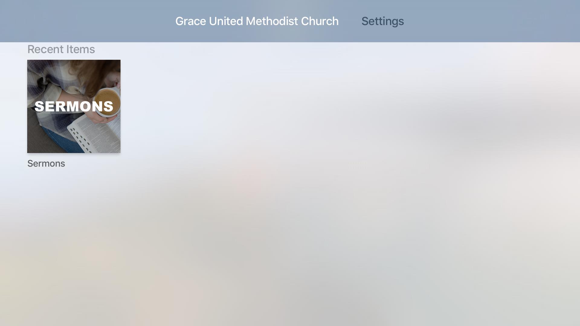 Grace Church App screenshot 7