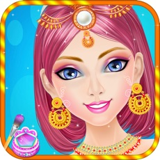 Activities of Indian Girl Makeover Salon