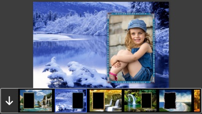 Nature Photo Frames - Elegant Photo frame for your lovely moments screenshot one