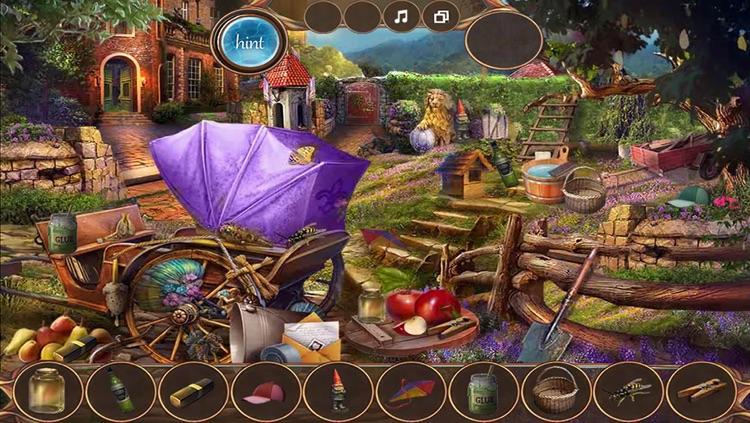 Summer of Love - Hidden Objects Game screenshot-3