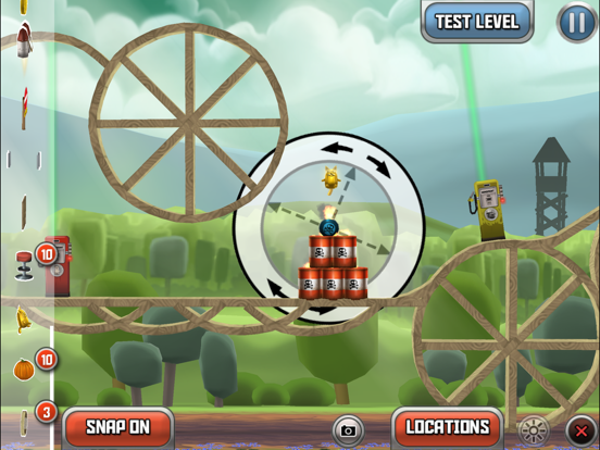 Игра Bike Baron