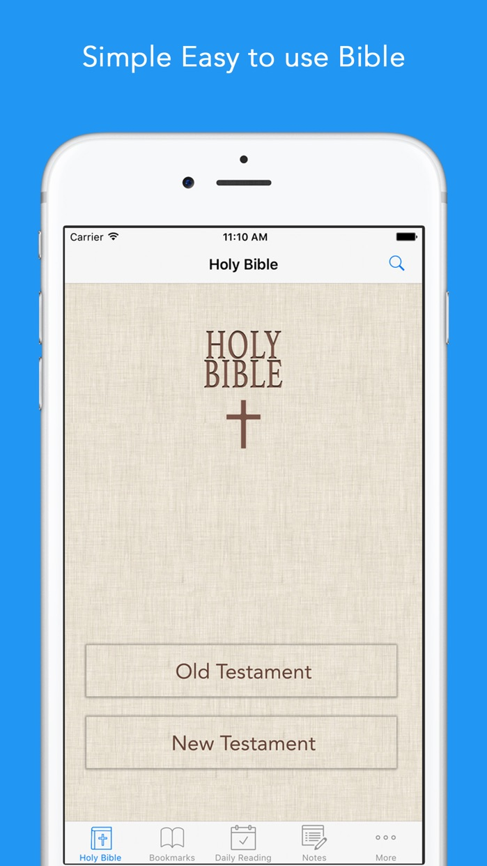 Catholic Bible: Bible with Catholic News and Saint a day, daily readings app for Catholics Screenshot