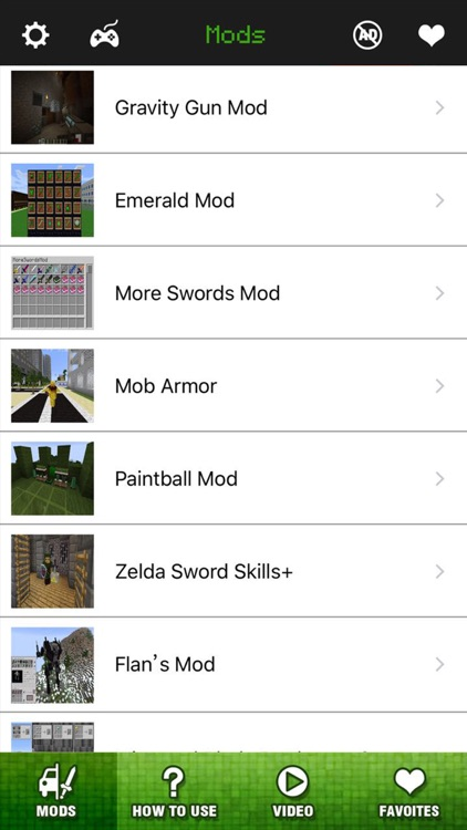 Vehicle & Weapon Mods FREE - Best Pocket Wiki & Tools for Minecraft PC Edition