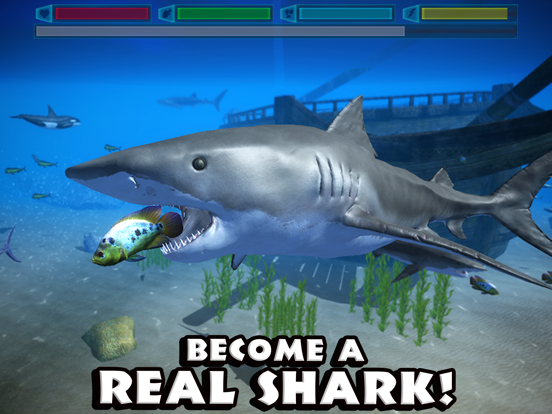 Ultimate Shark Simulator-ipad-0