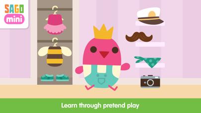 Sago Mini Babies Screenshot