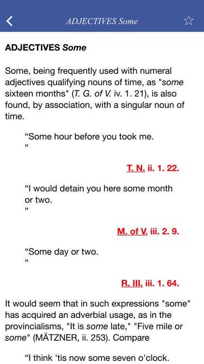 A Shakespearean Grammar screenshot-4