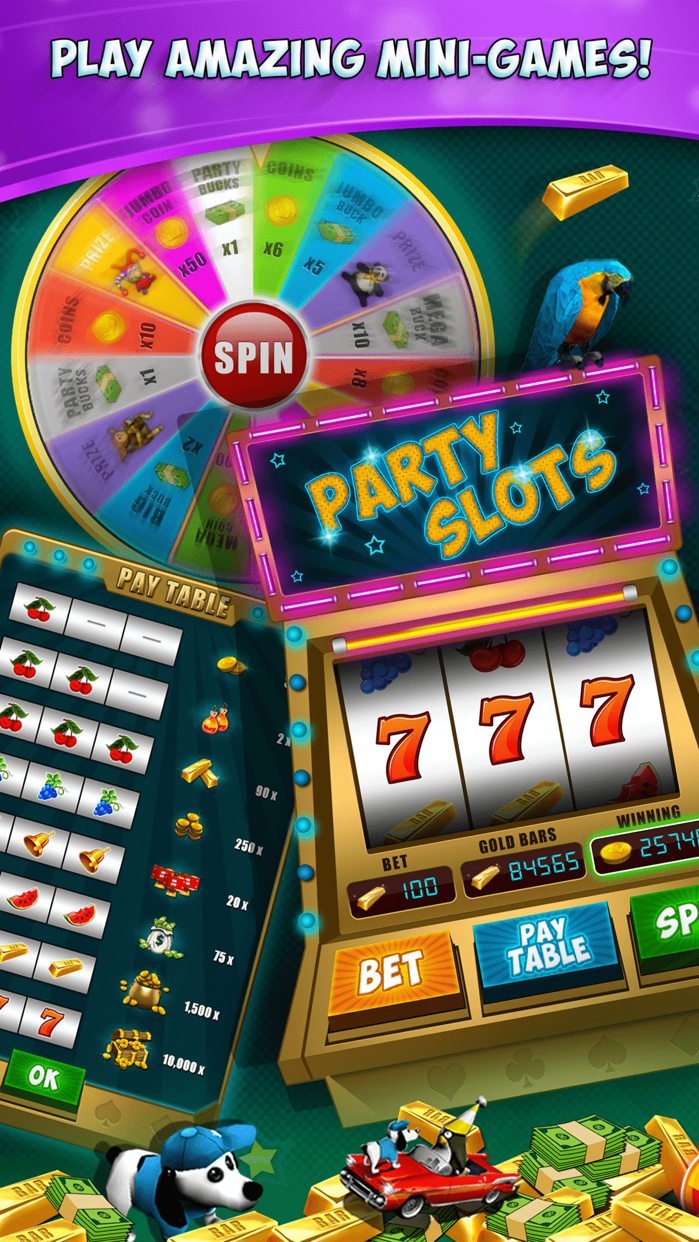 Coin Party: Carnival Pusher Screenshot