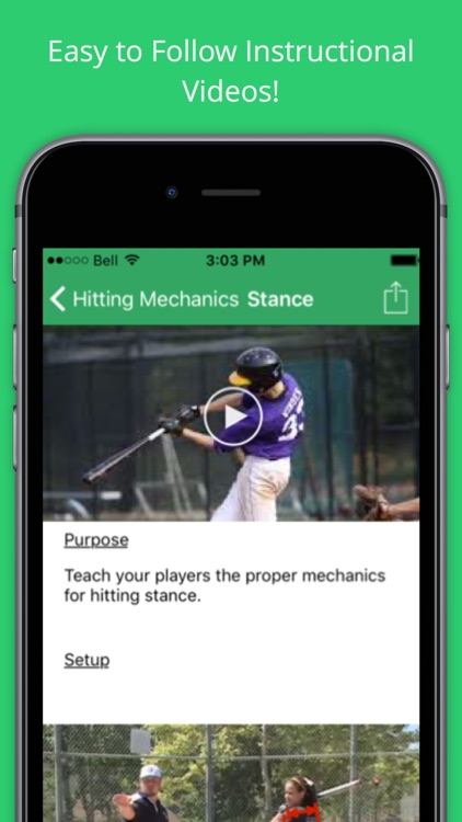 Baseball Hitting Drills & Mechanics screenshot-0