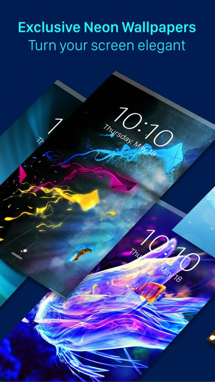 Neon Wallpapers ™ - Colorful & vibrant backgrounds
