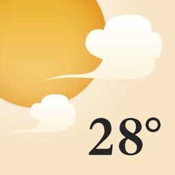 移动天气通-快手查一查pm2.5雾霾指数,旅游出行看看墨迹天气、万年历