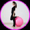 Pilates Gym Ball