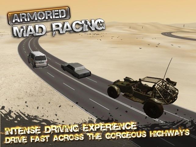 Armored Car Racing : Race untill death