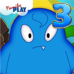Monster Third Grade Games for Kids School Edition