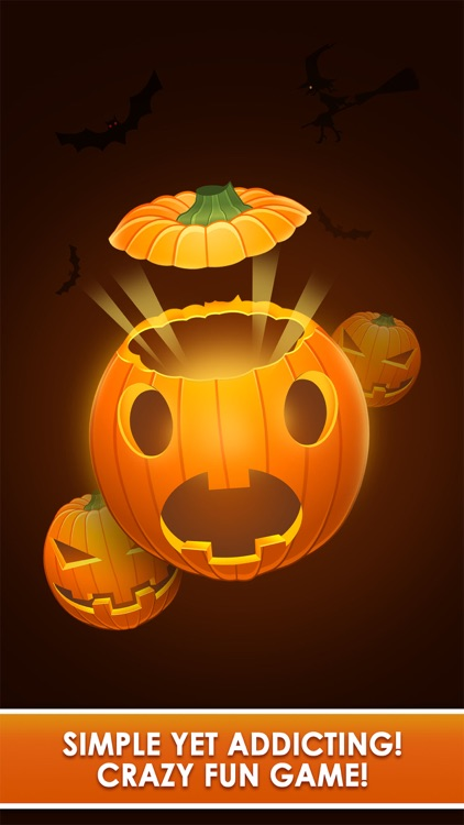 Halloween Pop the Lock - a spinny circle square game! screenshot-3