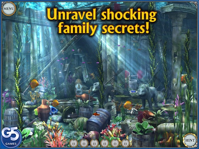 Treasure Seekers: Visions of Gold HD (Full) Screenshot