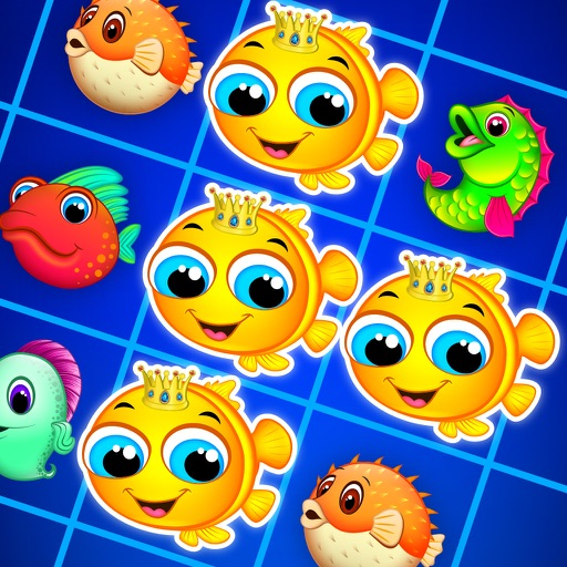 Ocean Heroes - Match 3 Puzzle Game