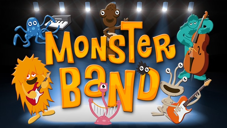 Monster Band. Musical Game screenshot-3