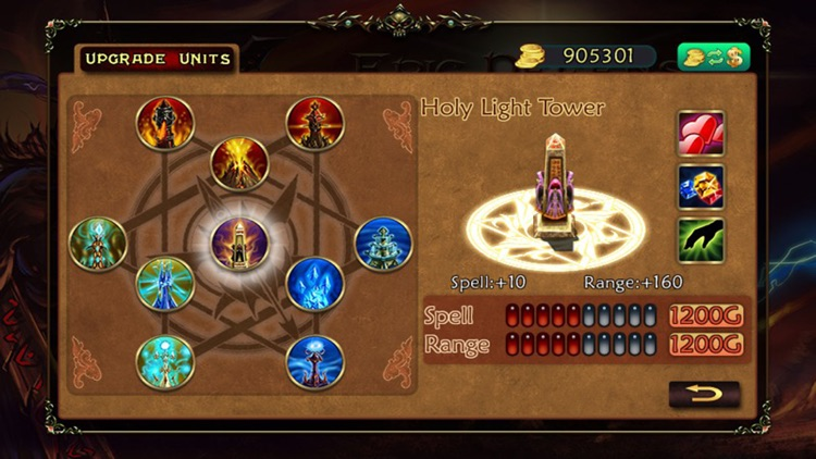 Epic Defense TD - the Elements screenshot-4