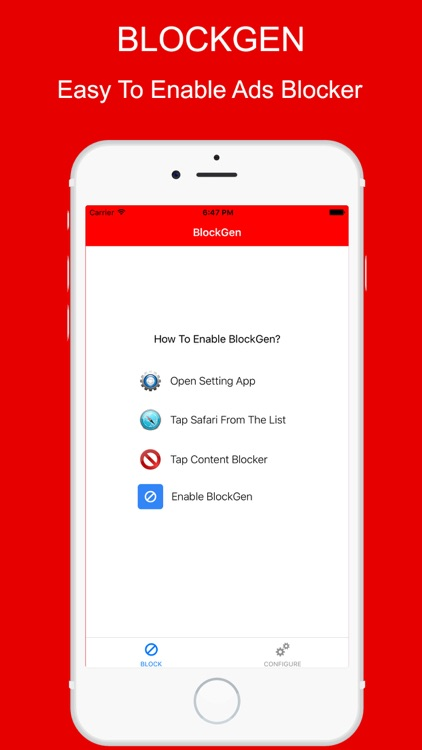 AdBlocker for Safari Browser PRO