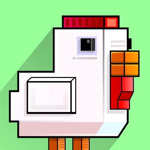 Crossy Pixel Run