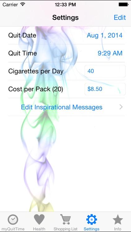 myQuitTime Free screenshot-4
