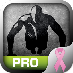 Ícone do app PushUps Trainer Pro - Exercise for PINK