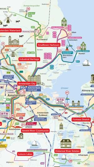 Amsterdam Map offline Pocket Netherland Holland Amsterdam Travel