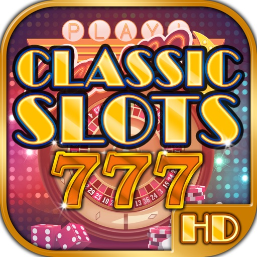 Aces Classic Casino Slots - Real Vegas Style Gambling Jackpot Slot Machine Games HD icon