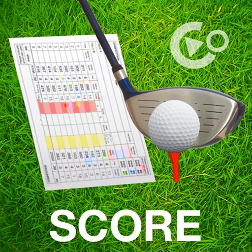 PlayCoach™ Golf Cartes de Scores