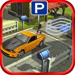 Crazy Car Parking Simulator