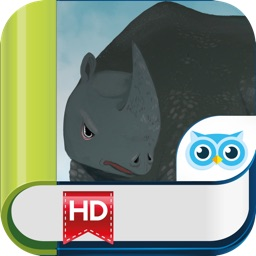 How the Rhinoceros Got his Skin - Have fun with Pickatale while learning how to read!