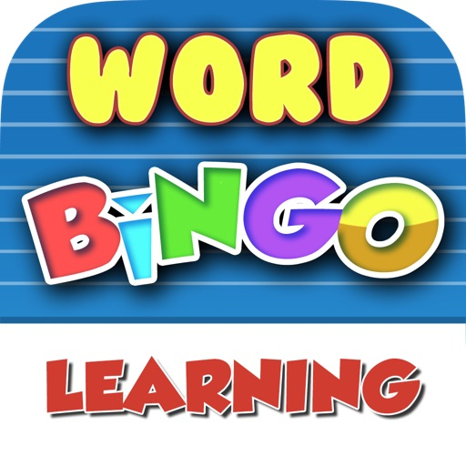 Easy Read Word Bingo HD