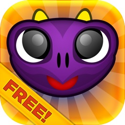 Dragon Games Blitz Mania Puzzle Games - Fun Kids Logic Game For iPhone And iPad HD FREE