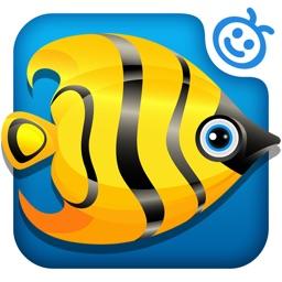 Aquarium Dots - Connect The Dot Puzzle App - by A+ Kids Apps & Educational Games