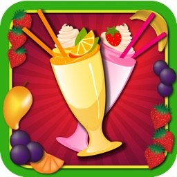 Milkshake Maker – cooking game for kids