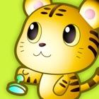 楽しいスタンプ - 知育アプリで遊ぼう 子ども・幼児向け無料アプリ icon
