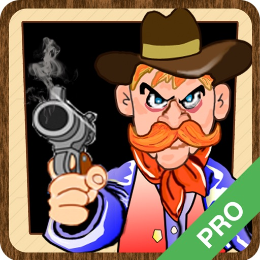 SaloonShoot Pro - Fast and Addictive western cowboy shooting game