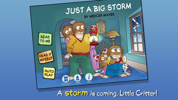 Just A Big Storm - Little Critter