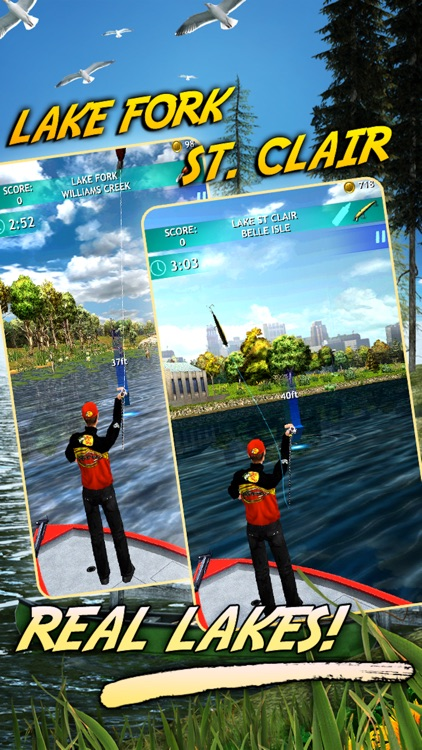 Bass Pro Shops: The Strike Pro Angler screenshot-1