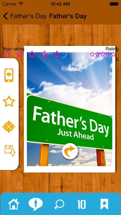 Father's Day - Greetings and Quotes screenshot-3