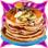 Crêpière Bakery jeu -, boulangerie et d'empilage de la tour de crêpes